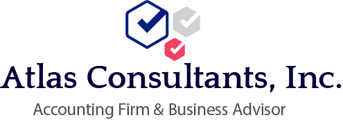 Atlas Consultants, Inc.  Logo